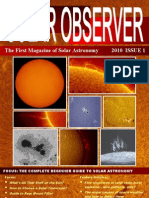 Solar Observer 1
