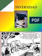 2016- 1 La Universidad