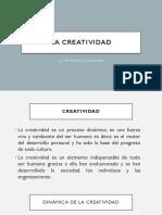La Creatividad e innovacion