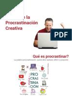Procastinacion creativa