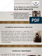 Modelo Naturalista de Florence Nightingale