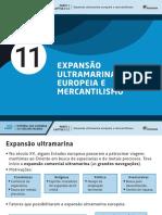 EXPANSÃO ULTRAMARINHA EUROPEIA