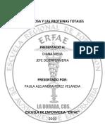 LA GLUCOSA Y LAS PROTEINAS TOTALES.docx