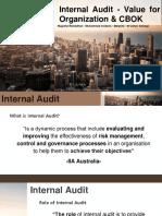 AI-[1] Ch.1 Internal Auditing Intro & Ch.2 CBOK (Group 2)