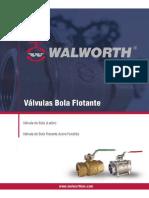 Walworth Valvula Flotante
