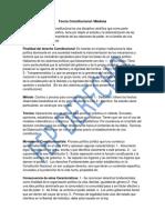 maidana libro constitucional argentino teoria