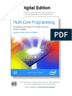Edit Multi-Core Programming Digital Edition (06!29!06)
