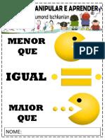 Matematica Pac Menor Que
