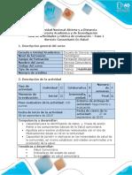 Guía de actividades y rúbrica de evaluación Fase 1 Servicio comunitariro en salud (1).docx