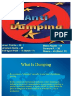 Anti Dumping (Batch 18 a)