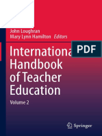International handbook of teacher education v2