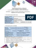 Guía de Actividades y Rúbrica de Evaluación-Actividad 2