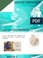 1. Enfermedades de Cartilagos y Huesos