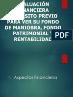 Aspectos Financieros Que Evaluan a Empresas Del Sector Construcción_casos Reales