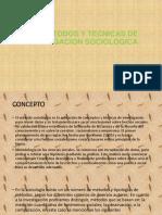 LOS METODOS Y TECNICAS DE INVESTIGACION SOCIOLOGICA.pptx