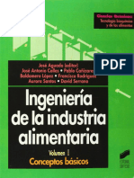 Ingenieria de la Industria Alimentaria - Volumen 1.pdf
