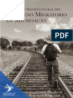 Tapia CE Las Migraciones Michoacanas 2017