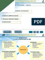 Managementul calitatii proiectului..