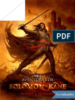 Las Aventuras de Solomon Kane - Robert E. Howard
