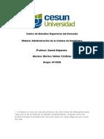 U3.A1.Producto de La Logística y Cadena de Suministro