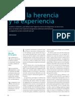 11. Entre La Herencia y La Experiencia2