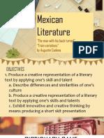 mexican-literature.pptx