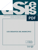 Revista Desafíos de un Municipio