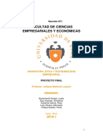 Entrega Final - Ética y Sostenibilidad Empresarial
