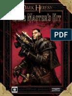 Dark Heresy - Game Master_s Kit GM Screen