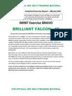 Assessment 1 IMINT Exercise BRAVO