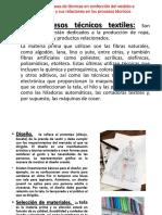1.1.2.3 Clases de Tecnicas en La Confeccion Del Vestido.