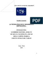 DESARROLLO - Uso de la Tecnologia en el desarrollo empresarial.docx