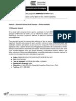 ADMINISTRACIÓN ESTRATÉGICA -Producto Académico-N° 2- ENVIADO