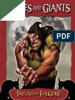 Ogres and Giants by John Hamilton