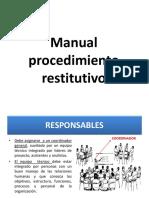 Manual Procedimiento Restitutivo