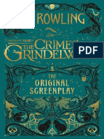 Fantastic Beasts the Crimes of Grindewald Script - J. K. Rowling