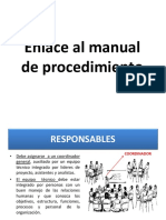 Enlace Al Manual de Procedimiento