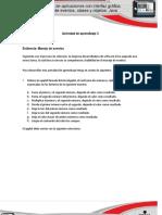 Actividad de Aprendizaje 3.5