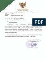 2. SE Rekapitulasi DPTb-2