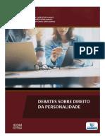 Personalidade - Debates Sobre o Direito Da Personalidade