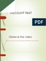 Recount text.pptx