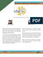 Matrix Velocity Pipeline 100305