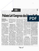 Philippine Daily Inquirer, Oct. 22, 2019, Palace Let Congress decide on K-12.pdf