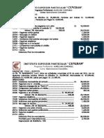 02 Caja Bancos - Prácticas