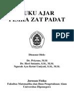Buku Ajar Fisika Zat Padat Heri Sutanto