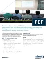 Fact Sheet STEAG Power Plant Learning Center India 03