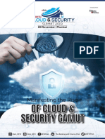 Brochure_ 3rd BFSI Cloud & Security Summit Mumbai