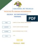 Cuenta 1205 Plan Contable Gubernamental 1