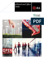 JLL Convergence of Retail and Office