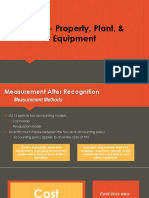 IAS 16- Property, Plant, & Equipment